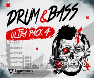 Loopmasters singomakers drum   bass ultra pack 4 300 250