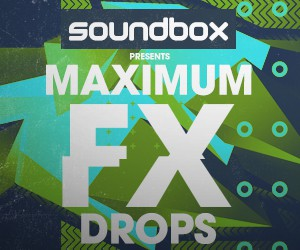 Loopmasters 300 x 250 maximum fx drops