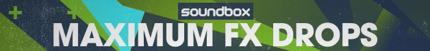 Loopmasters 628 x 75 maximum fx drops