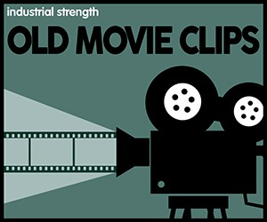 Loopmasters 5 old movie clips vocals sfx skits vocal clips vocal shots noise and effects 300 x 250
