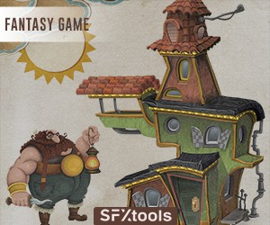 Loopmasters st fg fantasy game 300x250