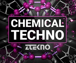Loopmasters ztekno chemical techno underground techno royalty free sounds ztekno samples royalty free 300x250