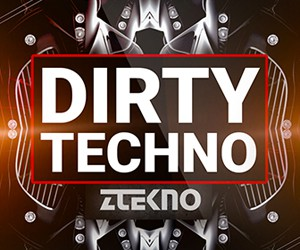 Loopmasters ztekno dirty techno underground techno royalty free sounds ztekno samples royalty free 300x250