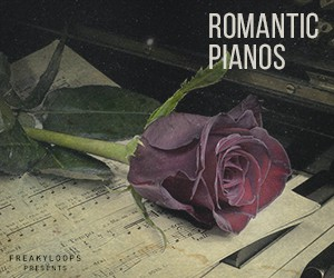 Loopmasters frk sp romantic piano 300x250