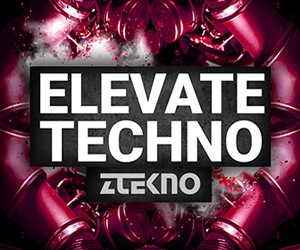 Loopmasters ztekno elevate techno underground techno royalty free sounds ztekno samples royalty free 300x250