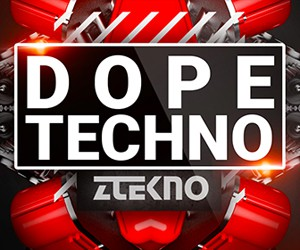 Loopmasters ztekno dope techno underground techno royalty free sounds ztekno samples royalty free 300x250