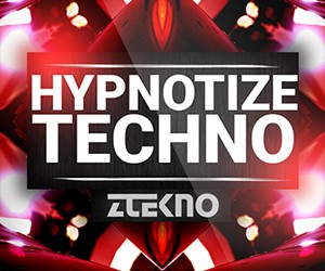 Loopmasters ztekno hypnotize techno underground techno royalty free sounds ztekno samples royalty free 300x250
