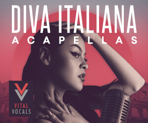 Loopmasters vital vocals diva italiana 300 x 250