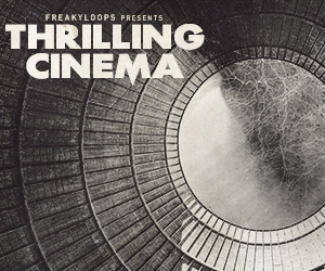 Loopmasters frk tc thrilling cinema 300x250