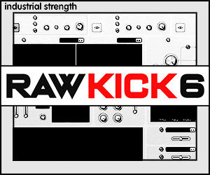 Loopmasters 5 raw kick rob papen drums presets industrial hardcore 300 x 250