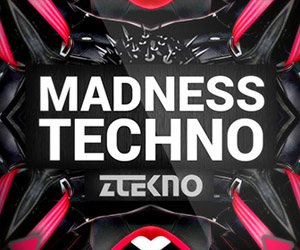 Loopmasters ztekno madness techno underground techno royalty free sounds ztekno samples royalty free 300x250