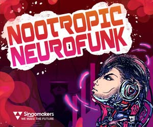 Loopmasters singomakers nootropic neurofunk 300 250