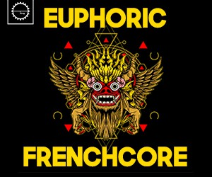 Loopmasters 5 frenchcore hardcore melodies uptempo kick drums loops fx leads sythn drums gabber 300 x 250