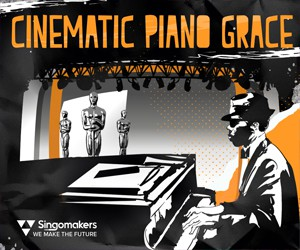 Loopmasters singomakers cinematic piano grace 300 250
