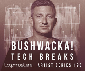 Loopmasters lm as bushwacka 300 x 250