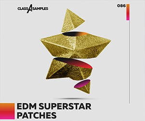 Loopmasters class a samples edm superstar patches 300 250