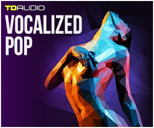 Loopmasters 5 vocalized pop td audio production kits loops bass vocal stems muisc pop music vocal shots  300 x 250