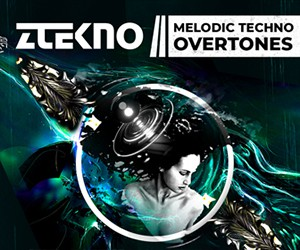 Loopmasters ztekno melodic techno overtones underground techno royalty free sounds ztekno samples royalty free 300x250