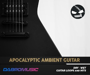 Loopmasters dabromusic apocaliptic ambient guitar vol1 300x250