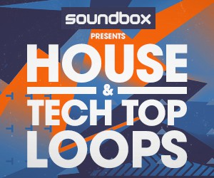 Loopmasters 300 x 250 house   tech top loops