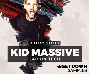 Loopmasters getdown artistseries13 km jt