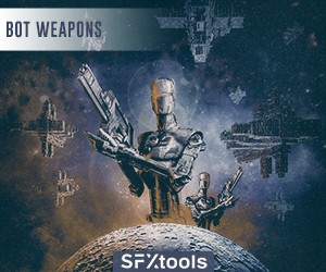 Loopmasters st bw scifi robot weapon 300x250