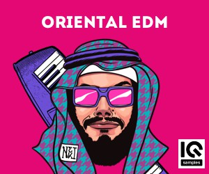Loopmasters iq samples   oriental edm   300x250 cover