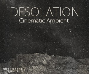 Loopmasters frk dsl cinematic ambient 300x250