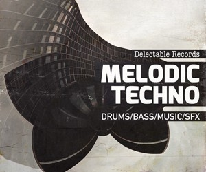 Loopmasters delectable records melodic techno 300