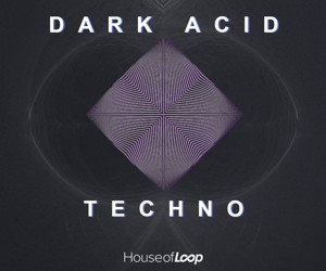 Loopmasters dark acid techno 300x250