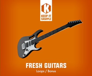 Loopmasters keep it sample   fresh guitars 300x250