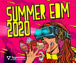 Loopmasters singomakers summer edm 2020 300 250