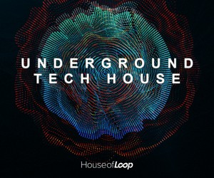 Loopmasters underground tech house 300x250