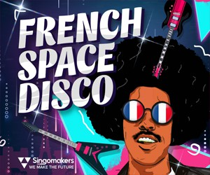 Loopmasters singomakers french space disco 300 250
