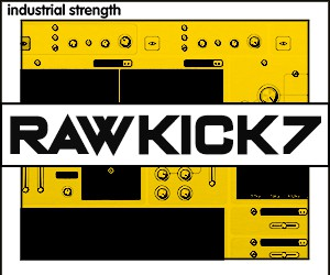 Loopmasters 5 rawkick hardcore rawstyle industrial hard style up tempo frenchcore hard techno ebm rob papen 300 x 250