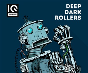 Loopmasters iq samples deep dark rollers 300 250