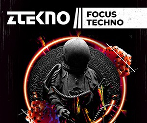 Loopmasters ztekno focus techno underground techno royalty free sounds ztekno samples royalty free 300x250