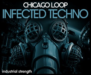 Loopmasters 5 infected techno techno  chicago loop  bass loops  drum loops  one shots  fx  top loops synth loops 300 x 250