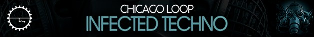 Loopmasters 7   infected techno techno  chicago loop  bass loops  drum loops  one shots  fx  top loops synth loops 628 x 75