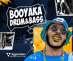 Loopmasters singomakers booyaka drum   bass 300 250