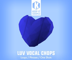 Loopmasters keep it sample   luv vocal chops artwork 300x250