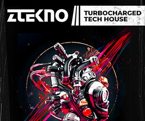Loopmasters ztekno turbocharged tech house underground techno royalty free sounds ztekno samples royalty free 300x250