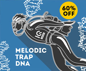 Loopmasters iq samples melodic trap dna 300 250
