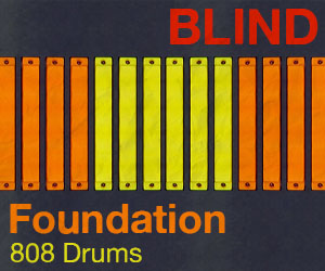 Loopmasters foundation 808 300x250