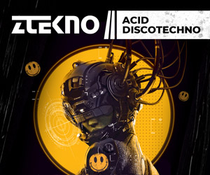 Loopmasters ztekno acid discotechno underground techno royalty free sounds ztekno samples royalty free 300x250
