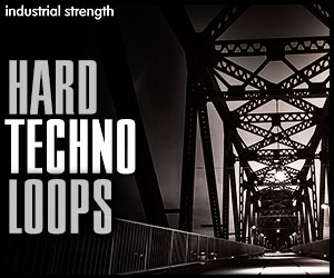 Loopmasters 5 hard tech loops drums top loops fx loop perc shots indsutrial techno 300 x 250