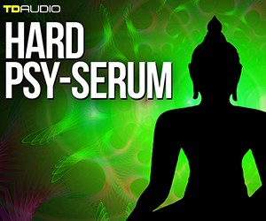 Loopmasters 5 tda hard psy serum psy trance  trance  hard dance  rawstyle  hardstyle  edm  serum  audio  bass  synths  leads  fx 300 x 250