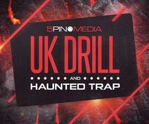Loopmasters 300x250 5pin media drill   haunted trap