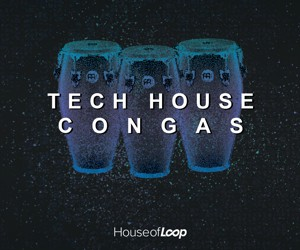 Loopmasters hl tech house congas 300x250