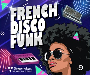 Loopmasters singomakers french disco funk 300 250